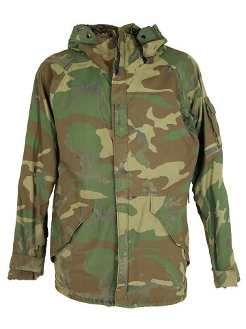 US Army Camouflage Cold Weather Parka - M