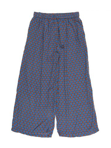 90s Blue Casual Trousers - 30W