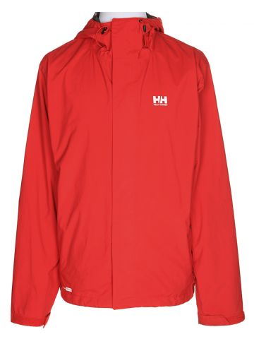 Helly Hansen Red Anorak - M