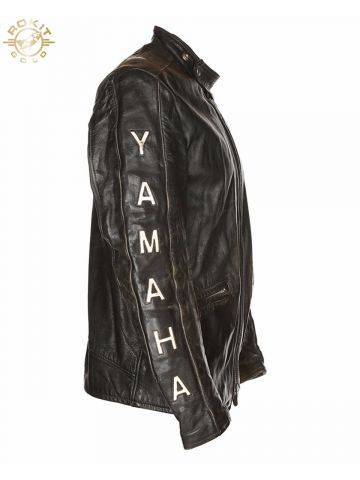Yamaha 60s Collectible Leather Jacket