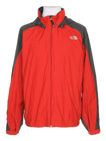The North Face Red Anorak - XL