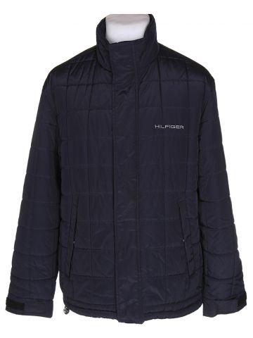 "Tommy Hilfiger Blue Quilted Jacket ?€"" M"