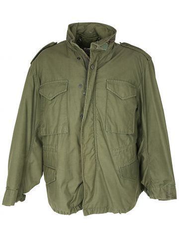 1979 US Army M-65 Jacket with Liner - L
