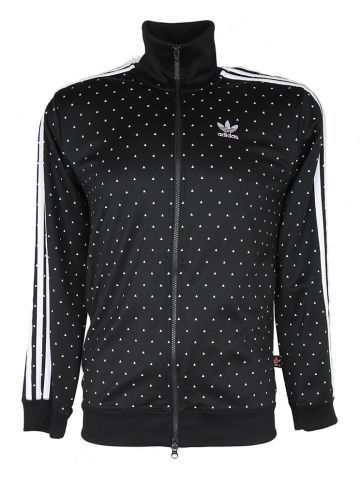 Black Adidas x Pharrell Williams Japanese Track Top - S