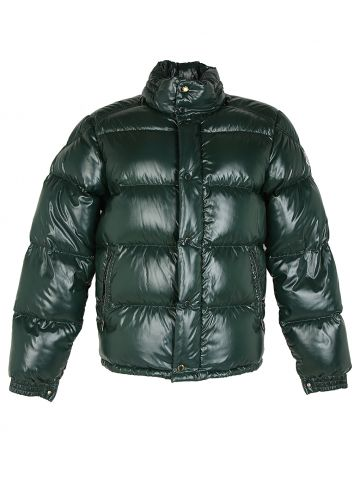 Moncler Beetle Green Ever Padded Down Puffa Jacket - M