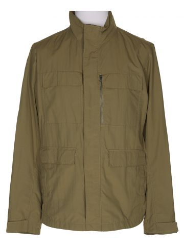 The North Face Olive Green Jacket - M