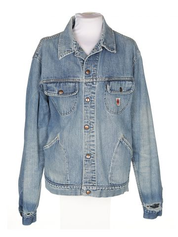 GWG Blue Denim Jacket - L