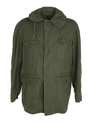 60s Green USAP Vietnam Field Jacket