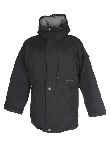 Columbia Black Ski Jacket - S